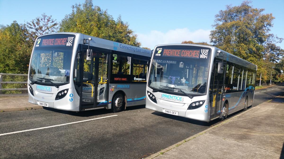 Buses: a selection of news